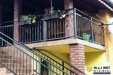 Balustrada K6