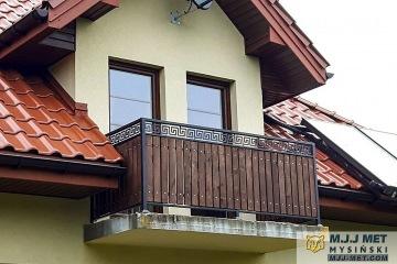 Balustrada D5