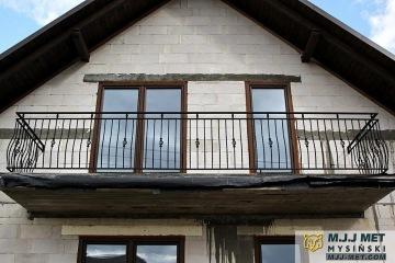 Balustrada K18