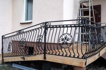 Balustrada K28