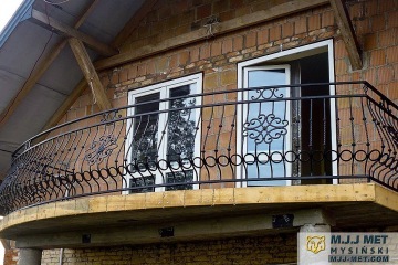 Balustrada K8