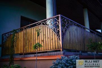 Balustrada D1