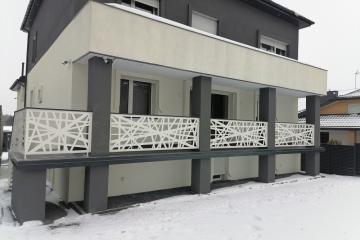 Balustrada N26