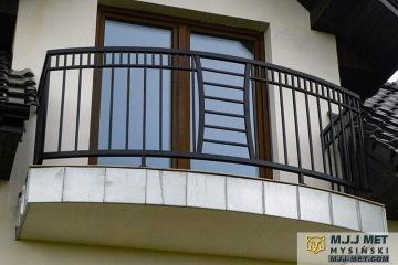 Balustrada N16