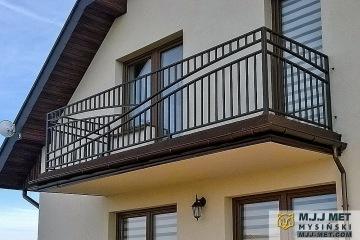 Balustrada N17