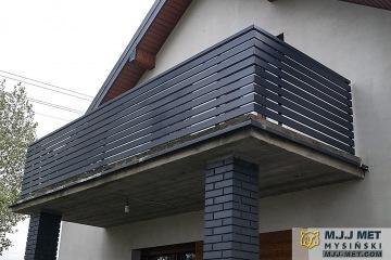 Balustrada N4