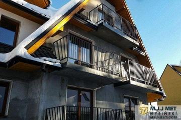 Balustrada N5
