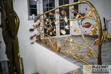 Balustrada kuta C